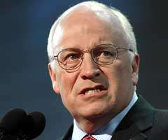 Cheney Quote: Go F*** Yourself